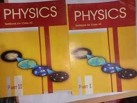 Class 12th physics NCERT part 1 &2