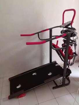 Treadmill manual TotAl fitnes