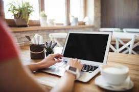 Limited Vacancy for Part Time work / Work from home/Typing work with