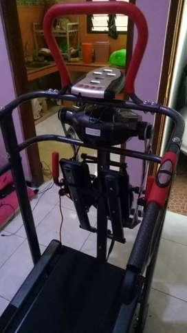 Treadmill manual lengkap gratis antar ALL AREA