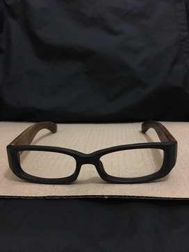 Kacamata Frame Kayu