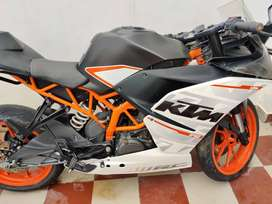 KTM RC390 Well maintained