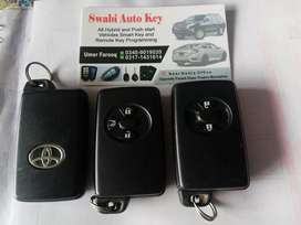 Toyota premio remote key maker