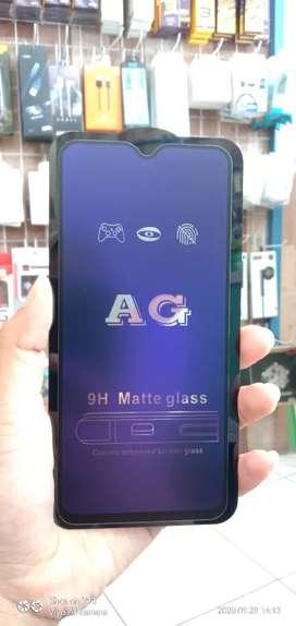 TEMPERED GLASS FULL ANTI BLUE LIGHT OPPO R17