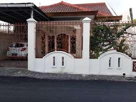 Rumah 1 lantai halaman luas di golo umbulharjo yogyakarta