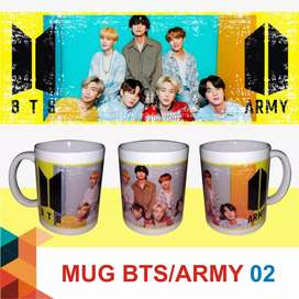 Mug BTS Merchandise Souvenir