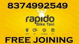 RAPIDO BIKE/DAILY INCOME FREE ATTACHMENT/NO TARGETS