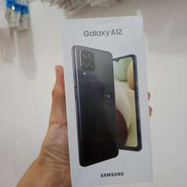 Samsung  A12 Ram 6/128 GB Promo Sein Resmi