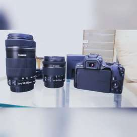 Canon 200d mark ii on Rent 500/day New Camera