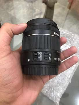 Canon 18-55 IS iii STM latest version