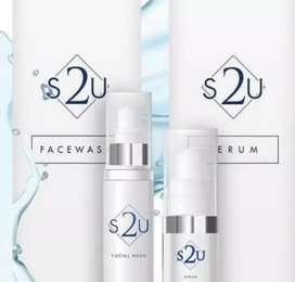 S2U Facial Wash&Serum