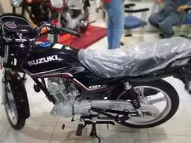 SUZUKI GD 110S BRAND NEW  MODELS WITH REGISTRATION