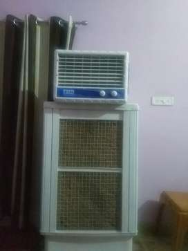 Ac cooler in low price in new condition