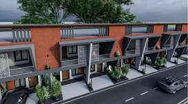 Book Your Luxurious 5BHK Row House at Valsad Prime Location.