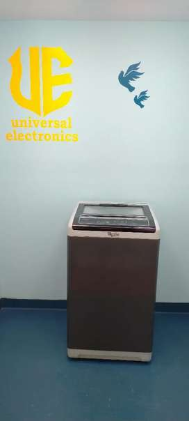 *@# Whirlpool top load fully automatic washing Machine