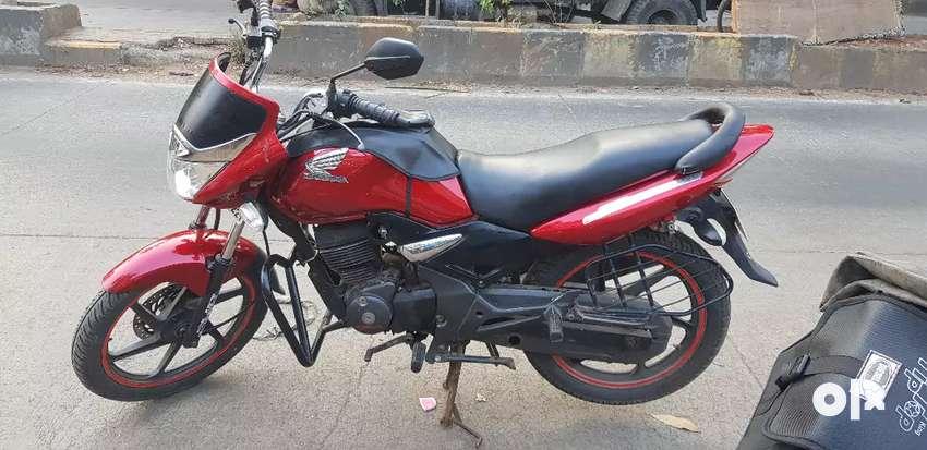 Honda unicorn red color 0