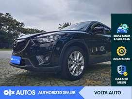 [OLXAutos] Mazda CX5 2014 GT 2.5 Bensin A/T Hitam #Volta Auto
