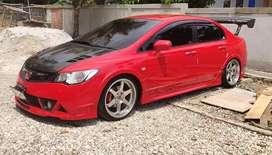 Dijual Honda Civic FD1 Matic Triptonic Tahun 2007