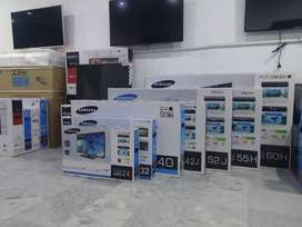 Samsung Android 55 inch smart led box pack 1 year warranty