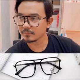 Kacamata Lensa Photocromic, minus 300