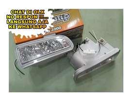 Fog lamp /foglamp /lampu kabut bemper depan kijang new 2000
