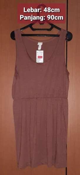 GRESS - Dress Basics H&M orange