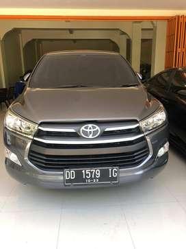 Toyota Innova G Reborn Matic Tahun 2017 Mulus Seperti Baru