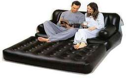 Stylish Airbed 5 in 1