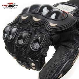Pro Biker Full Finger Summer Ridding Gloves