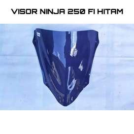 Visor ninja 250fi barang baru