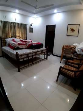 Model Town Lower portion 1 Beds for rent best location for Small Famy