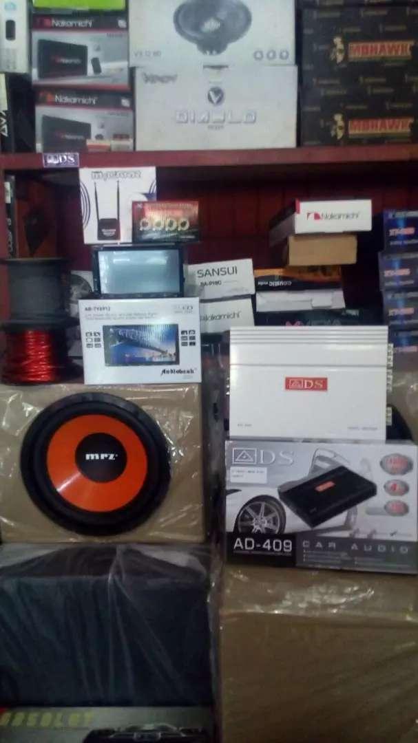 Paket Complit Audio Mobil Harga Murmer Free Psang 0