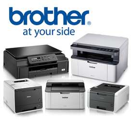Brother Multifunction Laser Printers [Box Open Available]