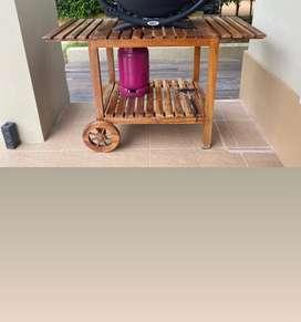 Jati handmade cart roda 1
