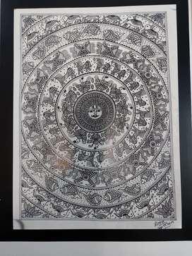 Madhubani/Mithila Paintings