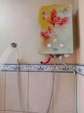 Water Heater gas HOTER