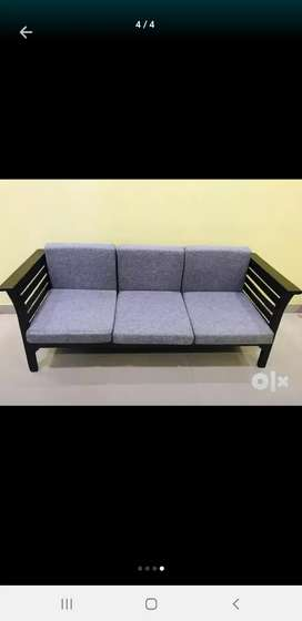 Sofa set + Table