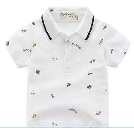 Tshirt boy fashion
