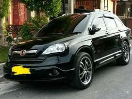 Di jual Honda CRV 2008 2.4 i-vtec pemakaian low KM