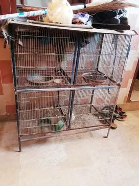 4 portion cage for sale
