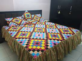 Sindhi Color Bedsheets