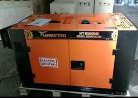 Dijual Kredit Genset maestro 12 kva