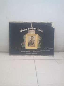 Buku Jadul People and Port Arthur .