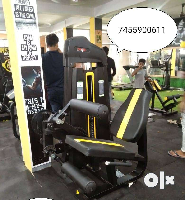 Commercial Gym Equipment 0