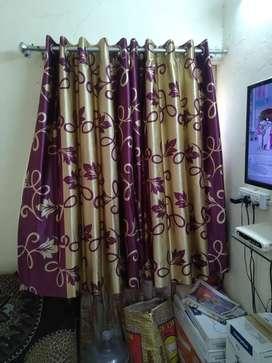 Curtain good condition 10 piece