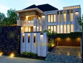 Jasa Arsitek Jakarta Desain Rumah 1170m2 - Emporio Architect