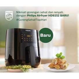 PHILIPS Air Fryer Digital HD9252, BARU Goreng Tanpa Minyak