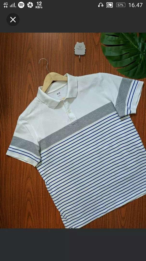 Uniqlo polo shirt XL ORI 0