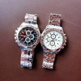 Jam tangan rantai import ganteng