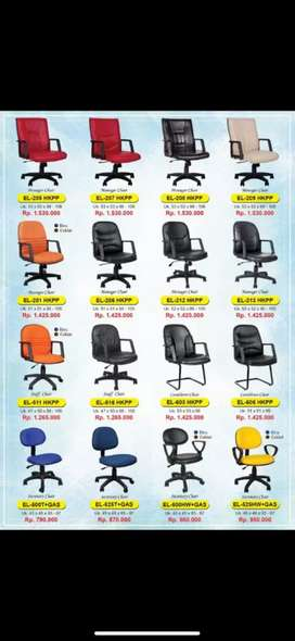 Perlengkapan kantor / kursi kantor